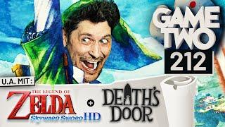 Zelda: Skyward Sword HD, Todestür, Neue Welt | Spiel zwei #212