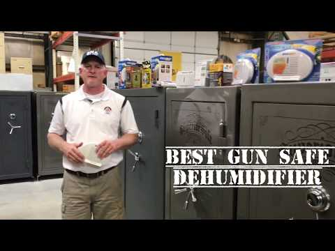 Best Gun Safe Dehumidifier