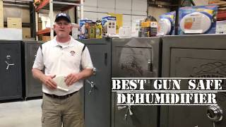 Best Gun Safe Dehumidifier