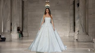 Reem Acra   Fall/Winter 2018 Bridal Collection