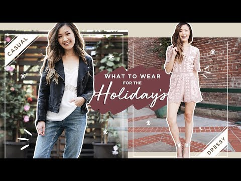 What to Wear for the Holidays  | ilikeweylie