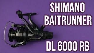 Shimano baitrunner st rb 6000