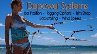 #6 Kiteboarding Beginner – Deepover systems