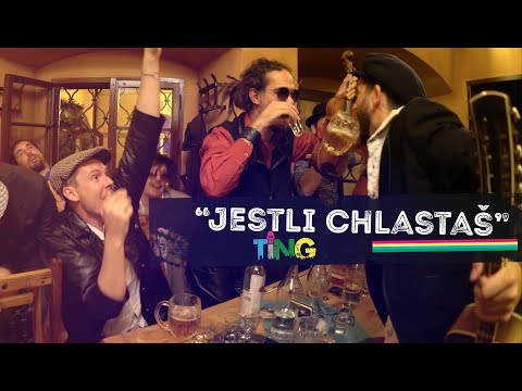 "Ting - TiNG -""Jestli Chlastáš"" (Official Video)"