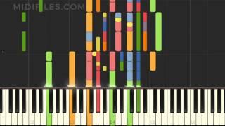 Il Venait D'avoir 18 Ans  Dalida (version Instrumentale & Tutoriel)