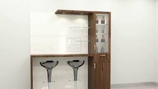 Bar Unit Designs For Home