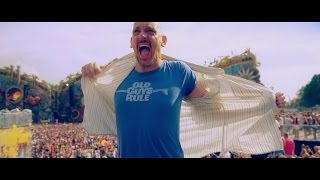 Tomorrowland Anthem 2014 - Dimitri Vegas&Like Mike Vs W&W - Waves ( OFFICIAL VIDEO )