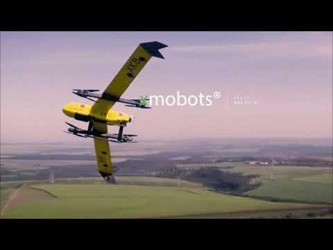 La brasileña Xmobots da a conocer en el mercado su dron FW-150 Drargo