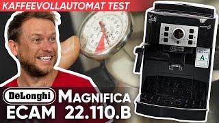 DeLonghi Kaffeevollautomat ECAM 22.110.B Testbericht