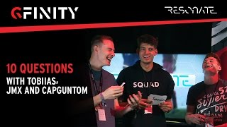 FOOTBALL QUIZ: Tobiias, JMX, CapgunTom at Resonate Total Gaming