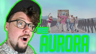 Mikey Reacts To ATEEZ(에이티즈)   'AURORA' Official MV (Performance Ver.)