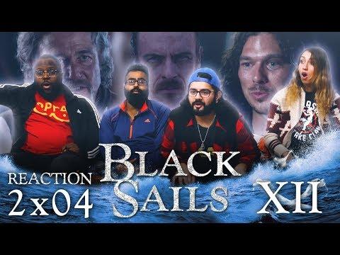 Black Sails - 2x4 XII - Group Reaction
