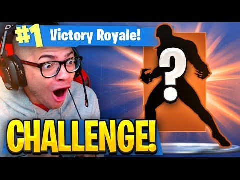 THE *WORST* SKINS in the GAME CHALLENGE in Fortnite: Battle Royale! THEY THOUGHT I WAS A NOOB! mp3