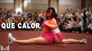 QUE CALOR   Major Lazer Ft J Balvin | Matt Steffanina Choreography