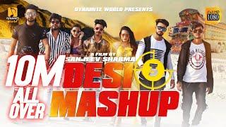 The Desi Mashup 3 |Haryanvi Mashup 2|Mor Bana Dunga|Dj Song 2019 |Ankush|Karan|Manish Mk|Hesshh|DrJk