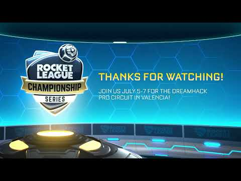 RLCS Season 7 World Championship | Day 3