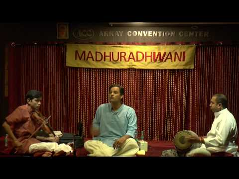 Madhuradhwani-Single Mike Concert-Mahadevan Sankarnarayanan Vocal