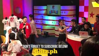 NOT SEEN ON TV! (BTS) Joao Constancia and Sue Ramirez sweet moments in ASAP Chillout - June 3, 2018
