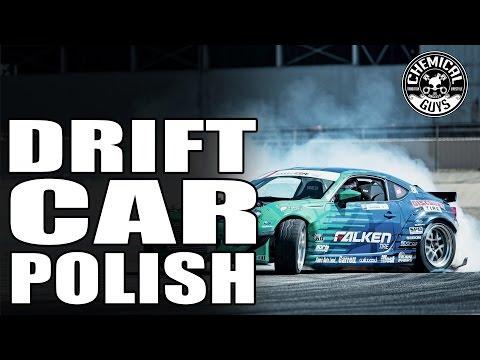 How To Polish A Drift Car - Chemical Guys Black Car Care