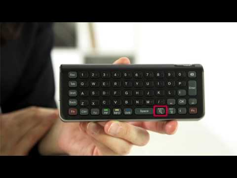 LG Smart TV with Google TV - Magic Remote with Qwerty Keyboard