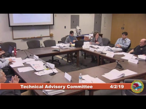 Technical Advisory Committee 4.2.2019