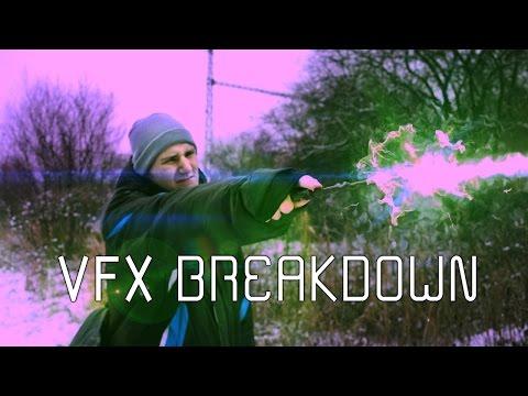 Žer slimáky ,, VFX breakdown,,