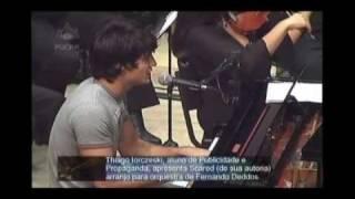 Tiago Iorc -  Scared + Orchestra