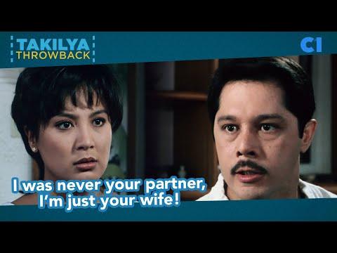I Was Never Your Partner. I'm Just Your Wife | Madrasta | Takilya Throwback