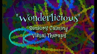 Wonderlicious Calming Sensory Visual Therapy for Relaxation