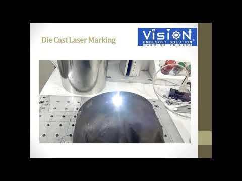 Industrial Fiber Laser Marking System