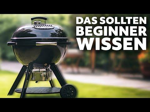 5 Fehler Beim Grillen mit dem Kugelgrill ... die du vermeiden solltest!