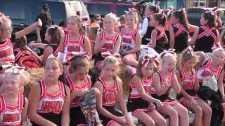 ARMADA HIGH SCHOOL HOMECOMING PARADE (09-18-2015)
