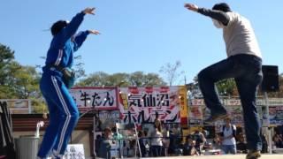 2015 大道芸ワールドカップin静岡 加納真実 仮面舞踏会