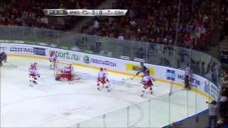 Metallurg Magnitogorsk - CSKA 3:1 / Металлург Мг - ЦСКА 3:1
