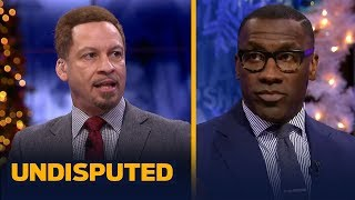Chris Broussard gives LeBron a 'D+' grade for performance against Pacers | NBA | UNDISPUTED