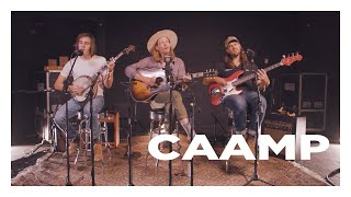 VS: CAAMP plays Hooks & Penny Heads Up backstage at Moon River Festival (S2:E27)