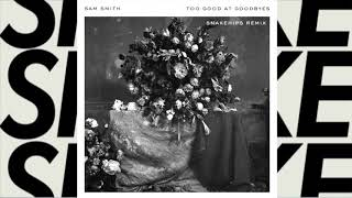 Sam Smith - Too Good At Goodbyes (Snakehips Remix) [Official Audio]