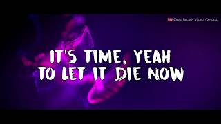 Gambar cover Chris Brown   Love Rest In Peace Lyric Video