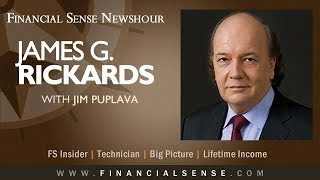 Jim Rickards on The Death of Money, Part 1