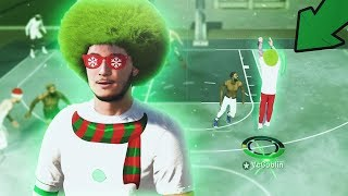 NEW BEST JUMPSHOT and now I GET unlimited GREENS.. best jumpshot nba 2k19