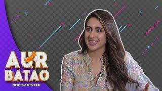 Sara Ali Khan on ways to win her heart II KEDARNATH