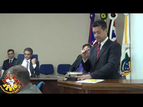Tribuna Vereador Chiquinho dia 21 de Março de 2017
