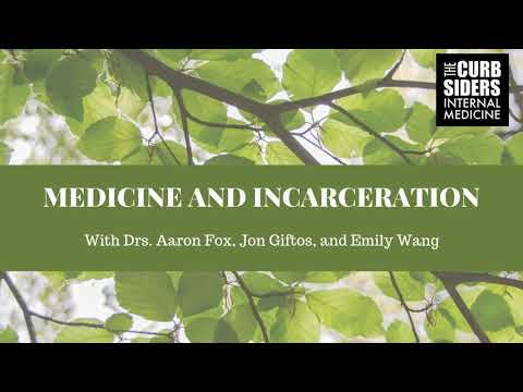 #158 Medicine and Incarceration