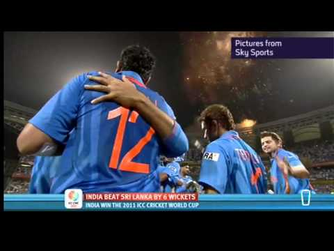 On India's Cricket World Cup (2011)