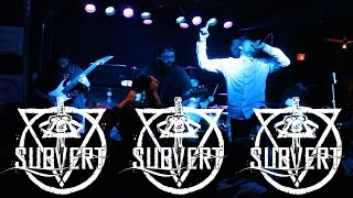Subvert Full Live Set @ The Canal Club