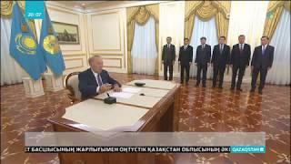 Оңтүстік Қазақстан облысы бұдан былай Түркістан облысы деп аталады