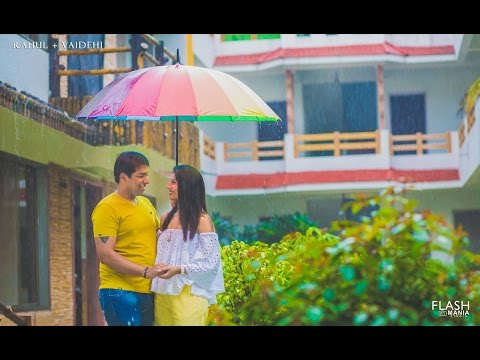 Vaidehi + Rahul Cinematic pre wedding