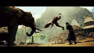 Ong Bak 2 [2008] Best Fight scene (7/8) elephant fight