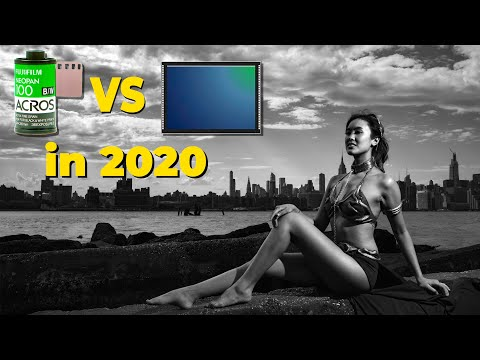 Film is Dead...  Film vs Digital in 2020