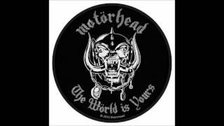 Motörhead Bye Bye Bitch Bye Bye